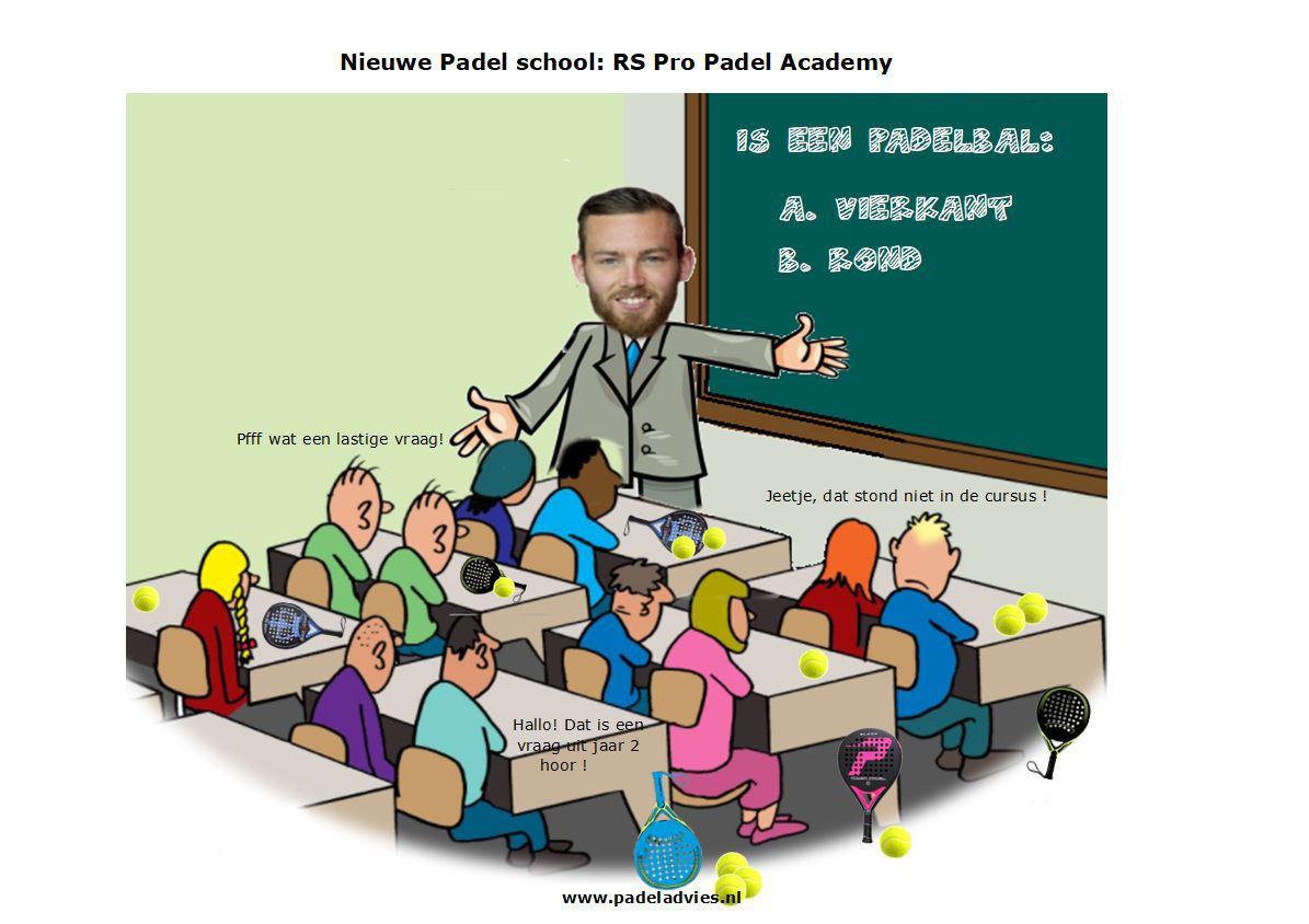 Padelschool
