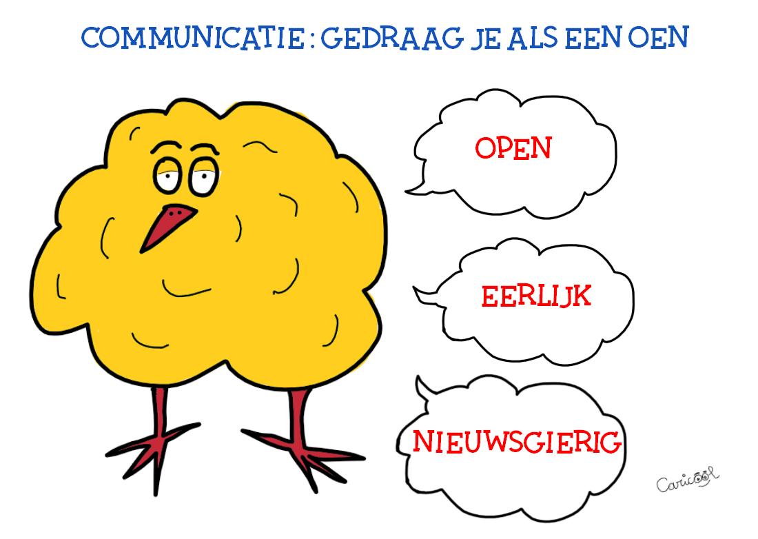 Cartoon-Communicatie-gedraag-je-als-een-oen